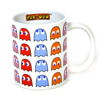 Taza Pacman Ghosts
