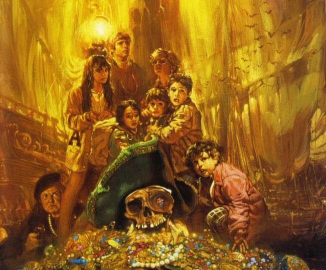 the goonies essay The goonies begins in an ordinary run of the mill day in the goondocks a group of neighborhood kids who call themselves goonies are trying to entertain themselves and stay out of trouble at the same time.